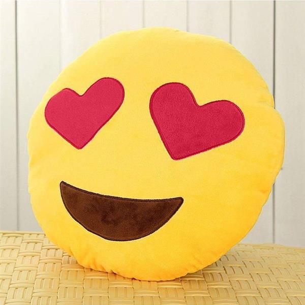 Qq pillow expression pillow various embroidery cushion waist cushion Other QQ