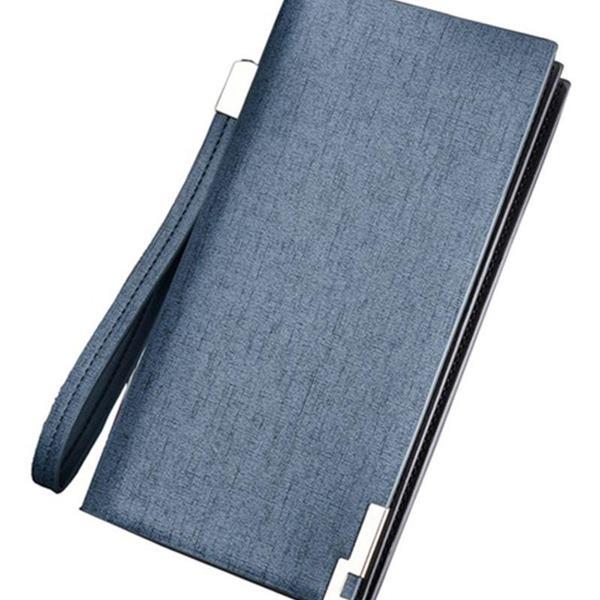 Zip Around Long Leather Wallet Other ZIP AROUND LONG LEATHER WALLET