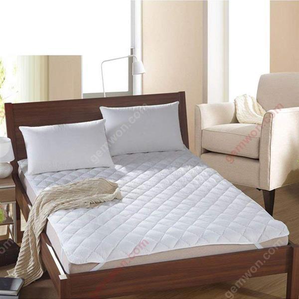 Boston Mattress Protector Cotton White 180x200 centimeter Home Decoration 1.8*2.0MATTRESS