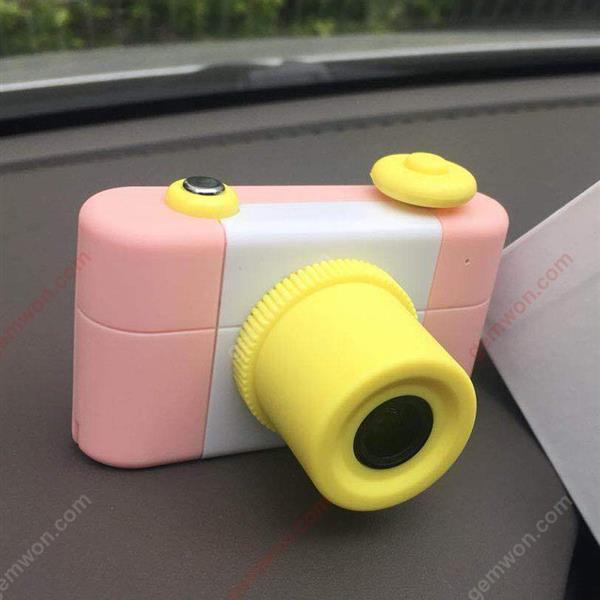 Three generations of children's cartoon digital camera small SLR motion camera,Pink standard (switchable language) Other SWITCHABLE LANGUAGE