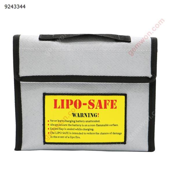Portable lithium battery explosion-proof bag Fireproof bag inside and outside double fire safety bag Other YND