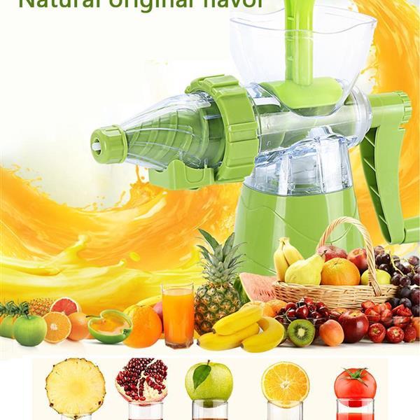 Manual Juicer Fruit Juice Maker Ice Cream Machine Household Multi-function Kitchen Tool Iron art Manual juicer