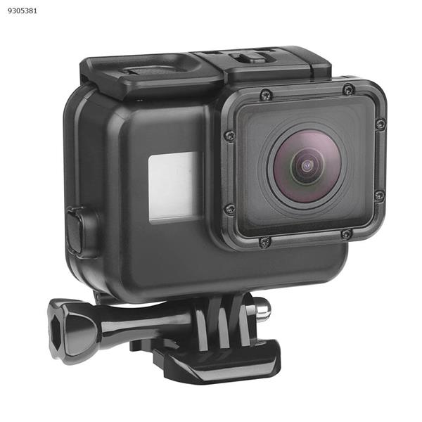 45m Underwater Waterproof Case for GoPro Hero 7 6 5 Black Diving Protective Cover Housing Mount for Go Pro 7 6 5 Accessory Lenses Accessories N/A
