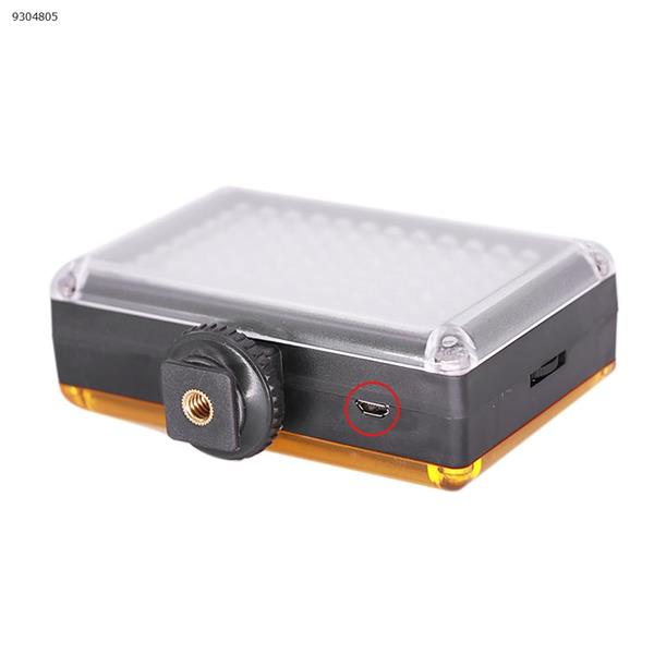 Ulanzi-96led camera small lamp SLR camera news shoot photography DV with interview interview wedding fill light Other N/A