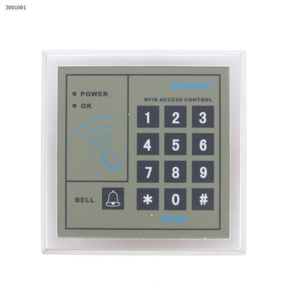 Access control bracket independent single door system door keychain or card lock Gateway X1