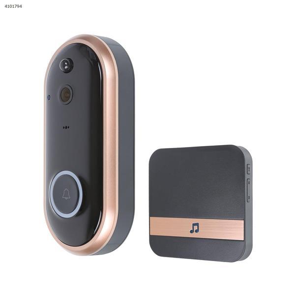 M6PRO  Smart Wireless Phone Door Bell Camera WiFi Smart Video Intercom Ring Doorbell ,UK IP Cameras M6PRO