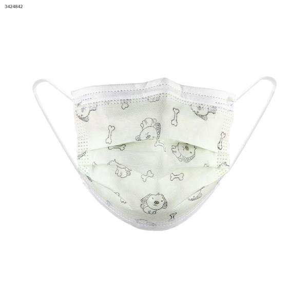YB Disposable Medical Surgical Childre Mask  for under the 12 years old Personal Care  GM22