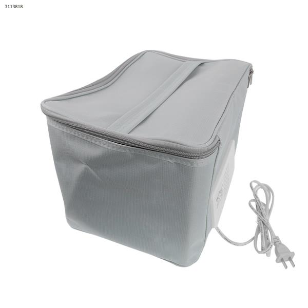 Ultraviolet disinfection sterilization folding clothes box travel travel portable disinfection box storage quick clothes dryer(US) Personal Care  WV-402