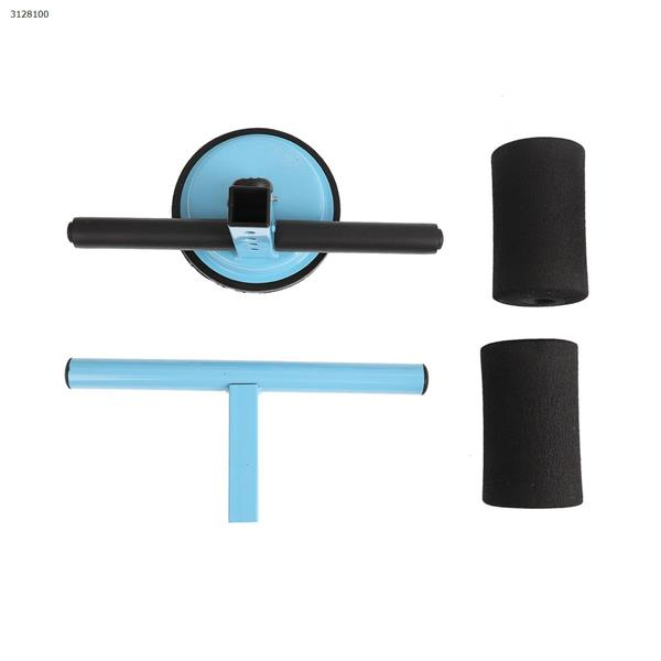Sit-up aids double-rod household suction cup abdomen fitness equipment(blue) Exercise & Fitness 998-1