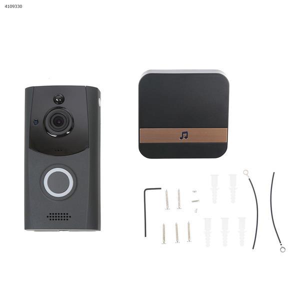 M11  Smart Wireless Phone Door Bell Camera WiFi Smart Video Intercom Ring Doorbell UK IP Cameras M11