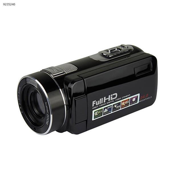full hd 1080p Night Vision Digital Video Camera/24MP Digital Camcorder Camera N/A