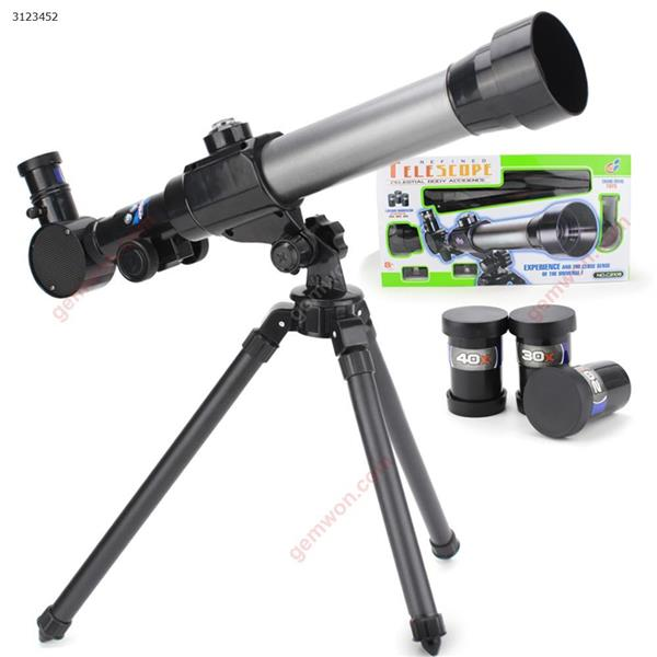 1290 Astronomical Children's Telescope Toy Science Experiment Other 1290