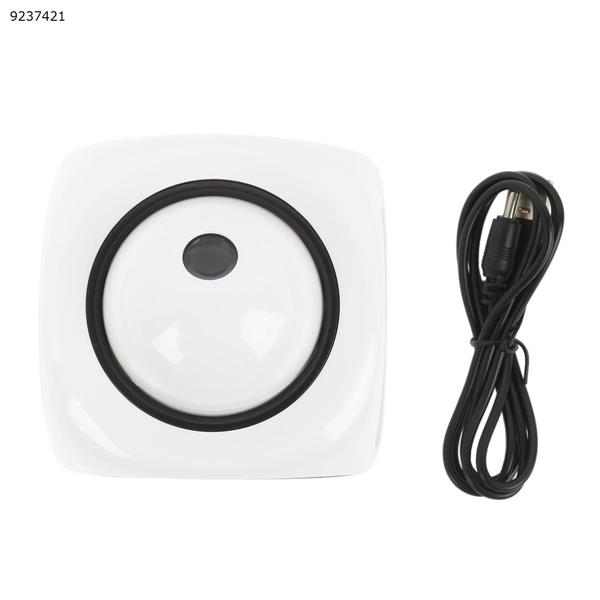 Multifunctional Projection Clock Clock LED Projection Alarm Clock Voice Clock(white) Other NZ005