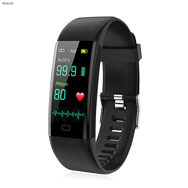 F07T  Fitness Tracker HR, Activity Tracker Watch with Heart Rate Monitor, Waterproof Smart Fitness Band with Step Counter, Calorie Counter, Pedometer Watch for Women and Men Smart Wear F07T