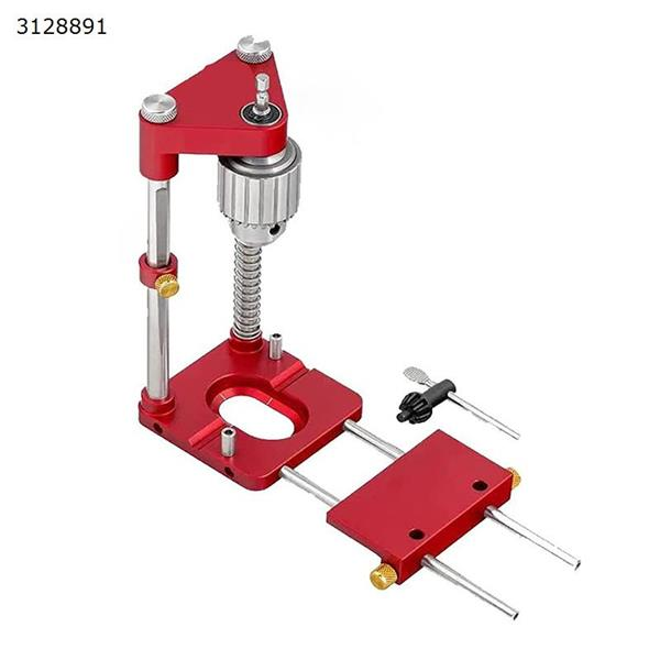 Portable drilling locator (red metal material) Other N/A