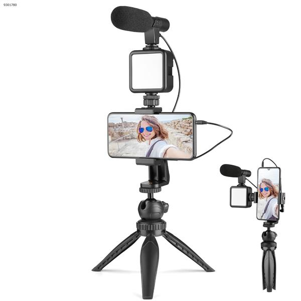 W49S Smartphone Camera Video Microphone Kit, Compatible with Phone,Camera,Camcorder,PC Ohotter Photo& Video Kits W49S KITS