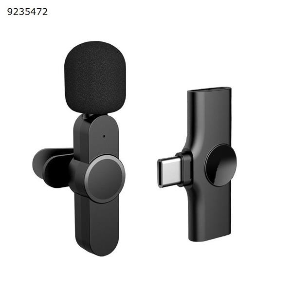 Wireless microphone (TYPE-C interface) microphone N/A