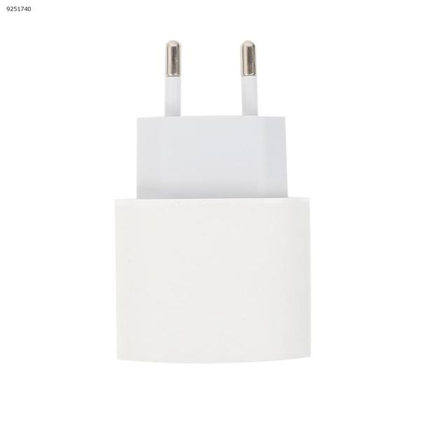 Apple 20W PD charger fast charging head suitable for mobile phone iPhone11 12 13 xsmax 8p EU white Charger & Data Cable N/A