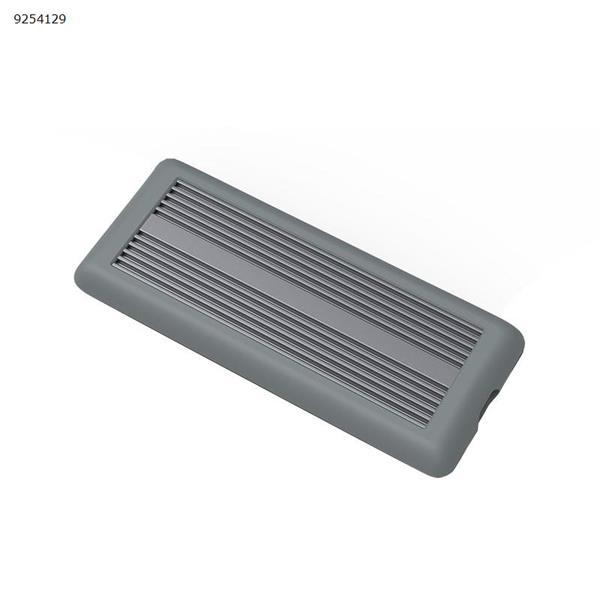 Lan Shuo BS-PC280Y USB3.1 Type-C SSD case C-C NVME PCIE Gray Mobile Storage N/A