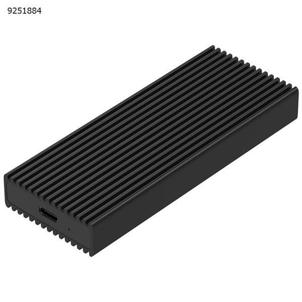Lan Shuo BS-PC280K USB3.1 Type-C SSD M2 case C-C NVME PCIE Black Mobile Storage N/A