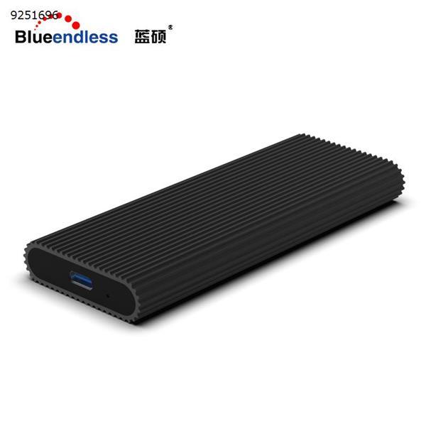 Lan Shuo BS-M280T USB3.1 Type-C SSD M2 case C-C NVME PCIE black Mobile Storage N/A